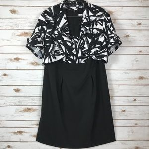 Dress Barn dress suit (bin:a3)